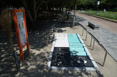 Feet massage Ohori Park Fukuoka