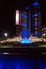 P8290269B (The Real Maverick) Tags: ontario canada fountain niagarafalls casino fallsviewcasino olympusstylus1