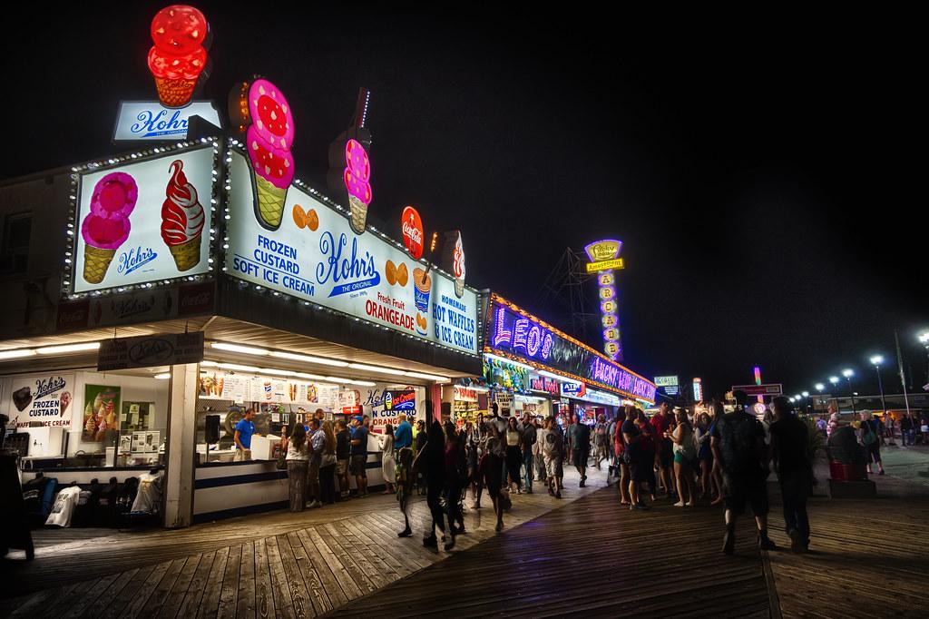 Seaside Cafe Atlantic City Nj