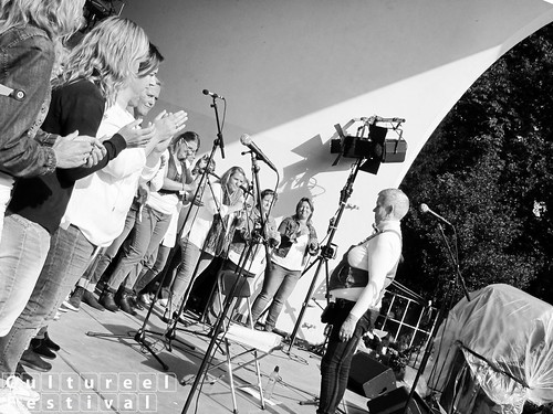 Cultureel Festival Baarn 2015 - Friendship Gospel Choir