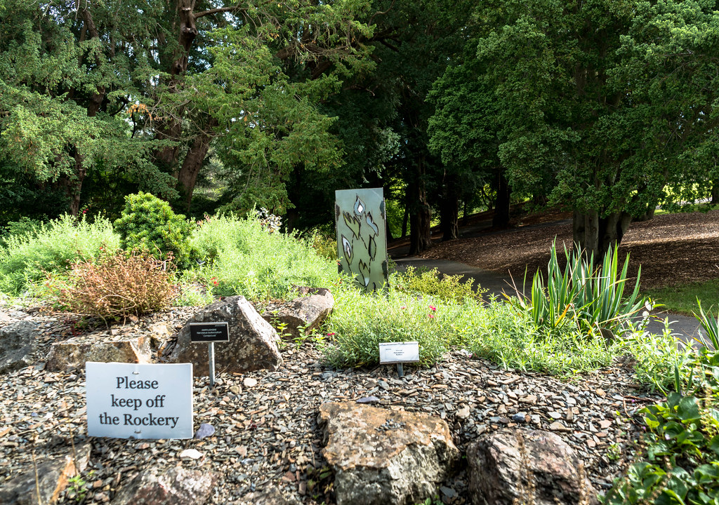 SCULPTURE IN CONTEXT 2015 AT THE NATIONAL BOTANIC GARDENS [UNOFFICIAL PREVIEW] REF-107311