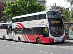 8892 20150603 Bus ireann 151-G-2261 (CWG43) Tags: ireland bus volvo wright busireann b5tl vwd30 151g2261