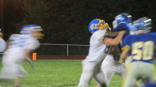 """Center Vs. St. Pius X - Sept 18, 2015 • <a style=""""font-size:0.8em;"""" href=""""http://www.flickr.com/photos/134567481@N04/20909308113/"""" target=""""_blank"""">View on Flickr</a>"""