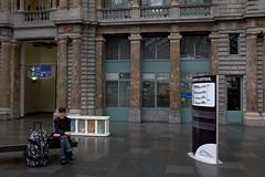 Mmm Mmm Mmm Mmm (RadarO´Reilly) Tags: street station belgique bahnhof antwerpen vhs belgien iserlohn strase