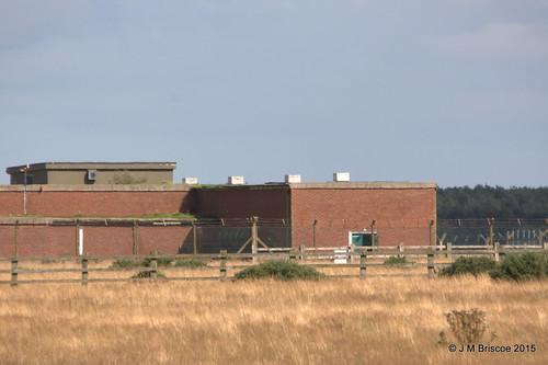 RAF Milltown Airfield - Radio Station