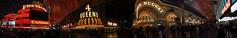 Fremont Street Experience (Nelo Hotsuma) Tags: county street las vegas panorama usa america lights hotel neon united nevada casino fremont strip valley clark states overhead blvd sincity