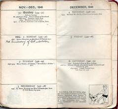 Week 49 30th November - 6th December 1941 (richardmlevett) Tags: hurricane jerry malta b17 naples sicily blenheim convoy beaufort 1941 raf wimpy iti sliema valletta valetta airraid whitley luqa hmsnaiad wardiary takali siegeofmalta