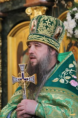 59. The commemoration day of St Sergius of Radonezh in Bogorodichnoe village / Праздник Прп. Сергия Радонежского в Богородичном