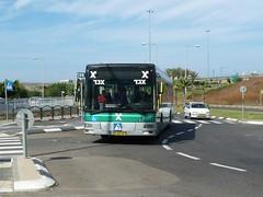 87-167-01 (37457) (Elad283) Tags: man bus israel haifa drivinglesson egged haargaz trainingvehicle 37457 eggedbus trainingbus nl313 nl313f israelbus 8716701