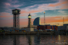 DSC_7398 (Mathew Mobley) Tags: world barcelona madrid life street sunset people cloud white streetart black color art love water night clouds contrast marina photoshop sunrise boats harbor boat photo spain europe day bright artistic edited live full human passion photoshoped hdr edit mathew mobley colur photomax ps5 cs6 photomatrix ps6 cs5