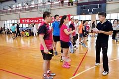 7thMoxaBadmintonIndustrialCup214 (Josh Pao) Tags: badminton 師大附中 羽球 大安站 moxa 第七屆 邀請賽 艾訊 四零四 axiomtek 工業盃 工業電腦盃