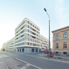 (maxelmann) Tags: architecture leipzig le architektur beton neubau quadrat lkg pragerstrase maxelmann leipzigerstadtansichten leipzigimquadrat