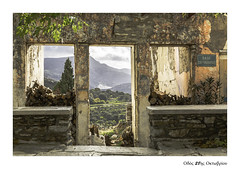 6420b  Οδός 28ης Οκτωβρίου (foxxyg2) Tags: history mono no greece greekislands cyclades naxos islandhopping oxi islandlife greekhistory 28october 20thcenturyhistory