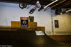 Chri hip air (Braden Bygrave) Tags: bike 35mm lowlight nikon bmx flash helmet 18 bikepark 18g ridaz nikonphotography d7100 nikonphoto yn460 nikond7100 nikontop