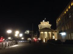 338/365 Berlin - Brandenburger Tor & Reichstag