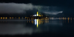 Lake Bled (Martin Hesketh) Tags: uk longexposure nightphotography alps me church canon photography exposure explore slovenia baroque lakebled julianalps slovene bledisland hesketh assumptionofmary pilgrimagechurchoftheassumptionofmary canon5dmkiii grandhoteltoplice martinhesketh martinheskethphotography dybmagazine zakavalley