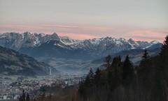 Alpenpanorama, St. Johann, Österreich