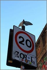 Street Art (Mabacam) Tags: sculpture streetart london angel miniature wallart urbanart shoreditch publicart streetfurniture 20 jonesy eastend 2015