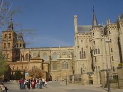 Astorga (Coleccionista de lugares) Tags: astorga