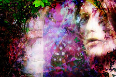 Madam Butterfly (abstractartangel77) Tags: butterfly mannequin arch tears puccini