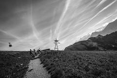 my personal point of view ;-) (Hendrik Lohmann) Tags: street streetphotography strase strassenfotografie menschen people mountain switzerland schweiz berge