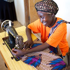Photo of the Day (Peace Gospel) Tags: woman women artisan artisans beautiful beauty lovely loved sewing sew handmade crafts craftsmanship making smiles smiling smile happy happiness joy joyful peace peaceful hope hopeful thankful grateful gratitude empowerment empowered empower