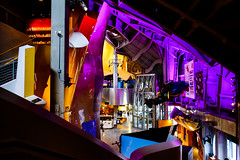 A Cacophony of Colour- Inside the EMP Museum (Raphael de Kadt) Tags: emp seattle usa