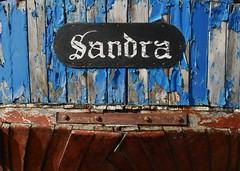 Sandra (Compactman) Tags: outdoor sandra boat old abandoned rusty crusty peeling wood wooden hastings beach sussex panasonic lumix g7