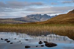 Loch Cill Chriosd (Damon Finlay) Tags: scottish highlands scottishhighlands isle skye isleofskye black cuillins blackcuillins islands highlandsandislands scotland mountains wilderness nikon d750 nikond750 tamron 2470 f28 tamron2470f28 landscape loch cill chriosd lochcillchriosd elgol