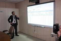 26/10/16 - Apresentao do Relatrio Gesto de Riscos (TRT8) Tags: apresentao relatrio gesto riscos