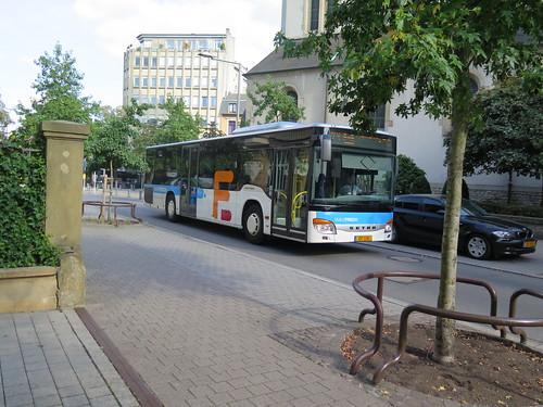 RGTR bus 1191 Luxemburg