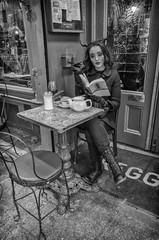 Halloween 2016 (Roy Savoy) Tags: bw blackandwhite streetphotography street city contrast digital scary costume roysavoy nyc newyorkcity newyork blacknwhite streets streettog streetogs ricoh gr2 candid flickr explore candids photography streetphotographer 28mm nycstreetphotography gothamist tog mono monochrome flickriver snap monochromatic blancoynegro people