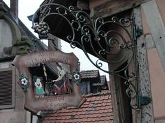Village viticole de Kaysersberg (Alsace, Haut-Rhin, France) (bobroy20) Tags: kaysersberg alsace hautrhin colmar france kintzheim sigolsheim vignoble villagealsacien noel