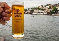 Pint please. Alcudia Majorca, Spain. (CWhatPhotos) Tags: pint drink lager alcudia majorca spain holiday october 2016