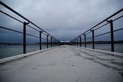 Bitte folgen! (   flickrsprotte  ) Tags: brcke kiel falkenstein strand meer ostsee flickrsprotte schleswigholstein