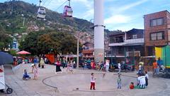 Plaza Santo Domingo (David_Fernando) Tags: medelln colombia urban development socialproject colombiano