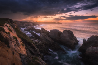 Cabo Blanco (Asturias, Spain)