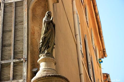 Oratoire Vierge au Chapelet