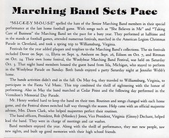 1993 VHS Yearbook Marching Band Write Up (vhsalumniband) Tags: marching band marchingband highschool vermilion ohio sailors vhs vermilionsailormarchingband vhsmarchingband