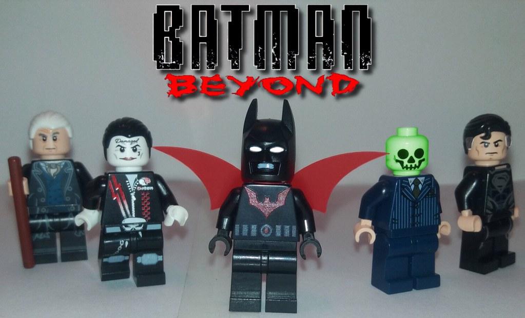 Batman Beyond Lego Sets Batman Beyond Lego Min...
