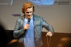 DSC_0132 (SPNBrotherhood) Tags: sam heughan outlander graham jusinbello jibland jibland2016 jib mctavish convention