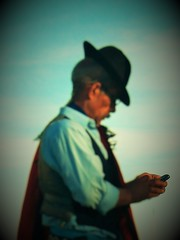Gaucho moderno (Kis con K) Tags: gaucho criollo uruguayo costumbre tradicin moderno globalizacion