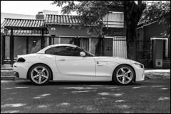 Z4 (MarioVolpi) Tags: bn bw bmw z4 car cars autos