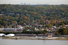 IMG_9496 (dougschneiderphoto) Tags: fall autumn usa ny newyork westchester county view vista rivertowns hudson river across hastingsonhudson hastings waterfront village palisadesinterstatepark statelinelookout