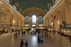 Grand Central Terminal, New York, november 2016 (JulesJessurun) Tags: grandcentralterminal newyork grandcentralstation stations
