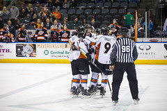 "Missouri Mavericks vs. Fort Wayne Komets, November 11, 2016.  Photo: John Howe/ Howe Creative Photography • <a style=""font-size:0.8em;"" href=""http://www.flickr.com/photos/134016632@N02/30982321985/"" target=""_blank"">View on Flickr</a>"