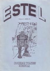 Sociedad_Tolkien_Espanola_Revista_Estel_03_portada (Sociedad Tolkien Espaola (STE)) Tags: ste estel revista tolkien esdla lotr