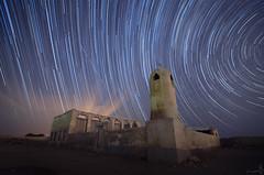 Another World - Shamaal at Nite (zai Qtr) Tags: starts mosque qatar nite nightphotography startstrail shamaal gcc nikon zaiqtr 213photos tokina