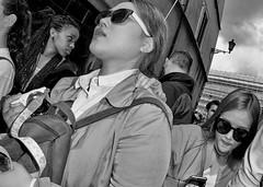 It's a jungle. (Baz 120) Tags: candid candidstreet candidportrait city candidface candidphotography contrast street streetphoto streetcandid streetphotography streetphotograph streetportrait streetfaces rome roma romepeople romecandid romestreets monochrome monotone mono blackandwhite bw noiretblanc urban primelens portrait people unposed life italy italia girl grittystreetphotography flashstreetphotography faces flash mft decisivemoment omd olympus strangers