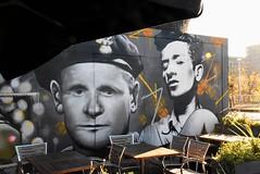 More Street Art (jaffa600) Tags: streetart graffiti graffitti urbanart urbangraffiti mural art artpistol rogueone rogue streetpainting clutha cluthavaults glasgow glasgowcity glasgowart scotland